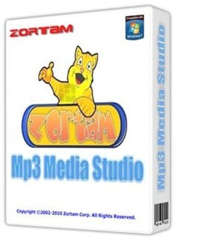 Zortam Mp3 Media Studio 23.65 Crack